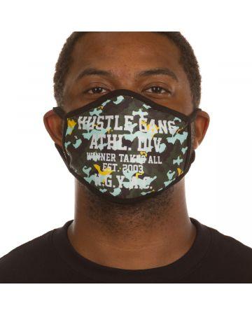 Winter Camo Face Mask