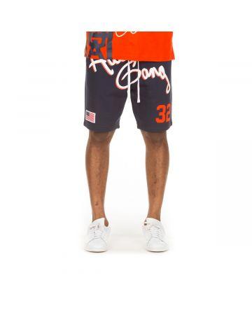Serious Short (Navy Blazer)