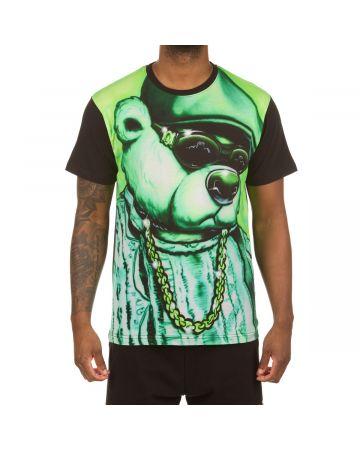 Bigger Than Rap SS Knit (Black)