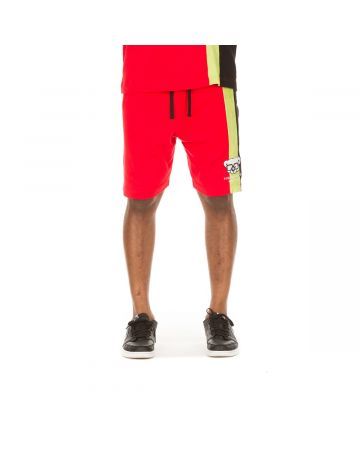 Egypt Short (Racing Red)