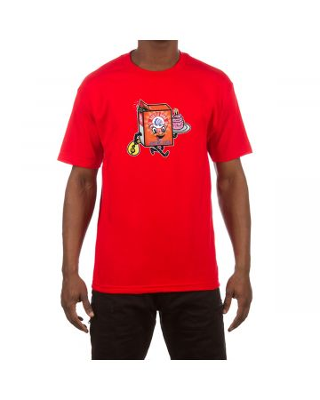 The Baker SS Tee (Red)