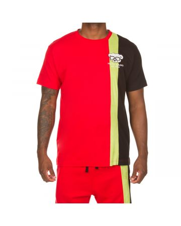 Namibia SS Knit (Racing Red)