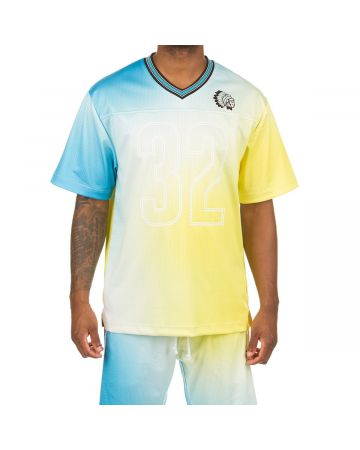 Influx SS Jersey (Blue Atoll)