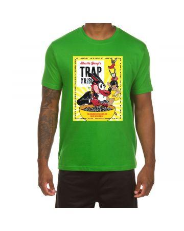Trap Krispy SS Tee (Online Green)
