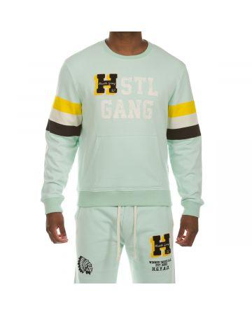Half Back Crew (Honeydew)