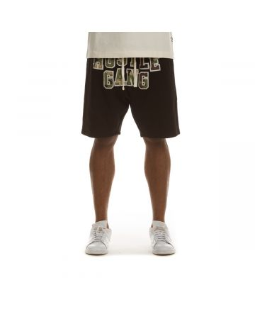 Brick Out Short (Black)