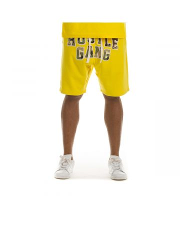Brick Out Short (Cyber Yellow)