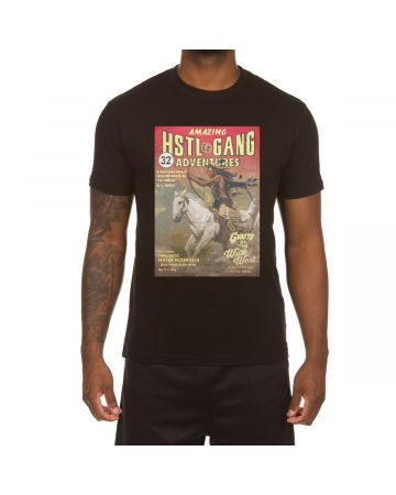 HSTL Adventure SS Tee (Black)