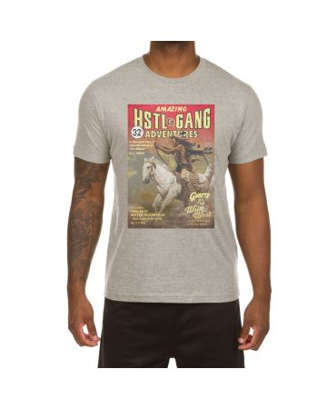 HSTL Adventure SS Tee (Heather Grey)