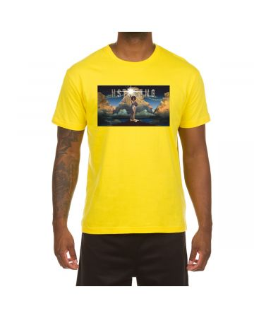 Preview Hustle SS Tee (Empire Yellow)