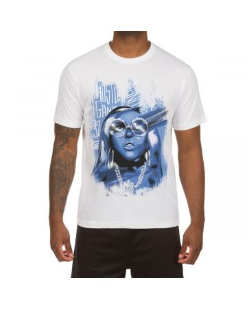 Sky Vision SS Tee (White)