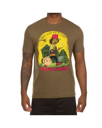 Ritchie Richer SS Tee (Military Green)
