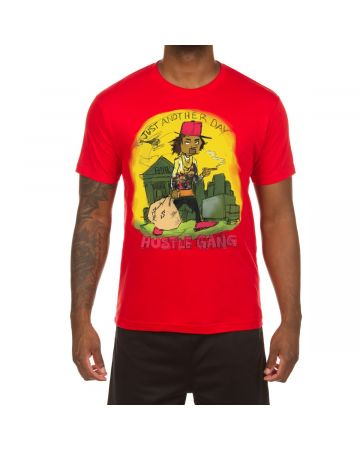 Ritchie Richer SS Tee (Red)