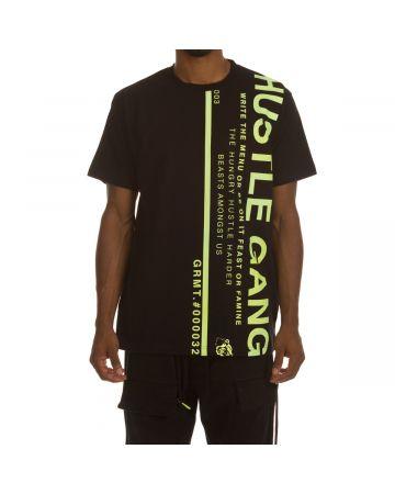 Minimalism SS Knit (Black)