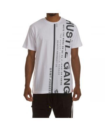 Minimalism SS Knit (White)