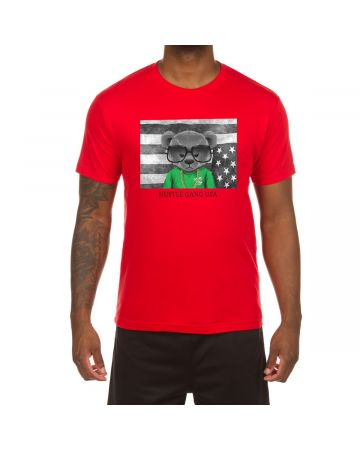 Unrest Hustle SS Tee (Red)