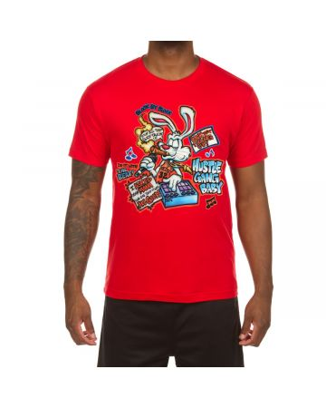 All Good SS Tee (Red)