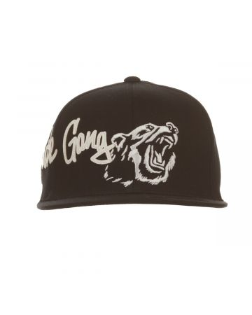 Frenzied Hat (Black)