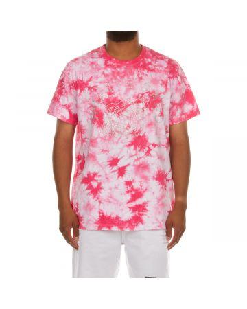 Sunset SS Knit (Hot Pink)