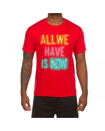 All We Have SS Tee (Racing Red)
