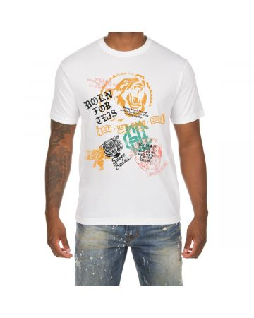 Ruling Class SS Tee (White)