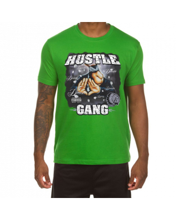 Dynasty SS Tee (Online Green)