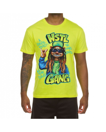 Goons and Goblins SS Tee (Acid Lime)
