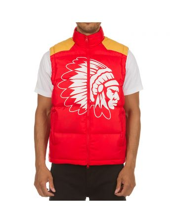 Chill Out Vest (Racing Red)