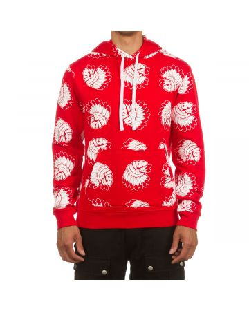 Big Chief Hoody (Red)