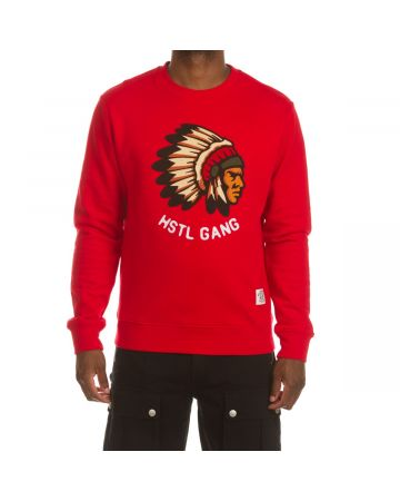 Big Chief Crew (Red)