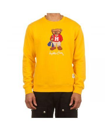 Hustle Bear Crew (Yellow)