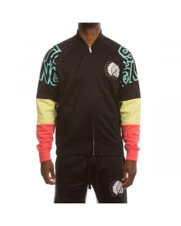 Fast Track Jacket (Black)
