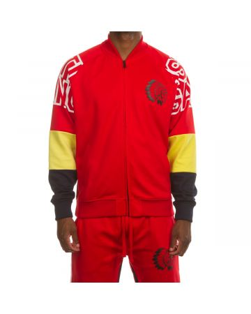 Fast Track Jacket (Red)