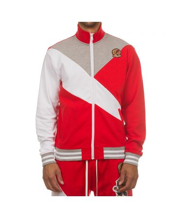 Scrimmage Jacket (Racing Red)