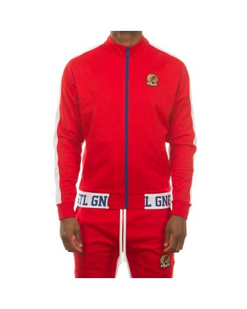 Opening Day Jacket (Racing Red)