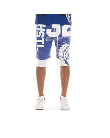 Interval Short (True Blue)