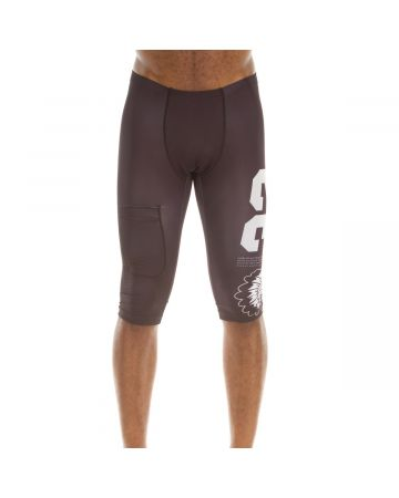 Fast Start Compression Short (Black White)