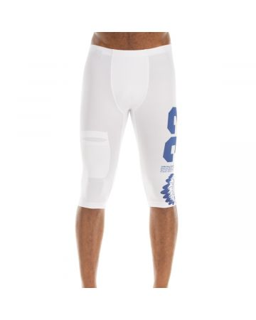 Fast Start Compression Short (Bleached White)