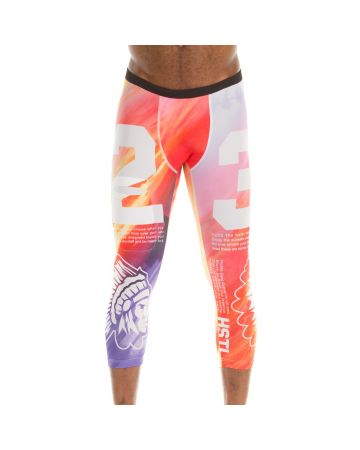Breakline Compression Pant (Racing Red)