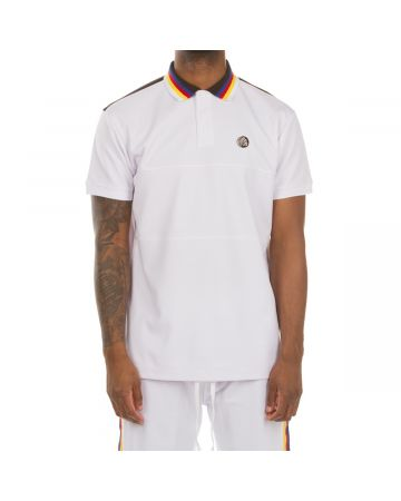 Wind Aided SS Polo (Bleached White)