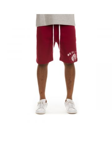 Scrum Short (Rumba Red)