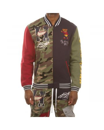 Rucker Jacket (Olivine)