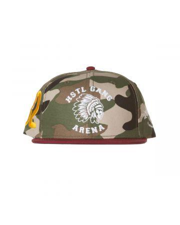 Hunters Snapback Hat