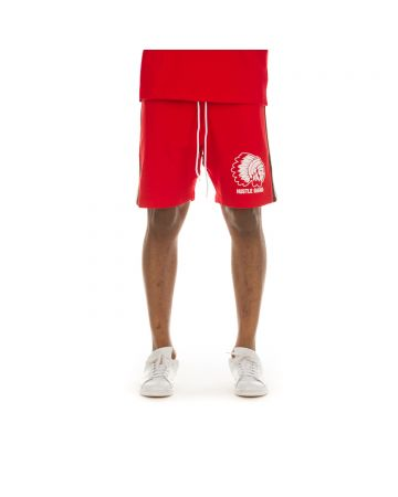 Shock Value Short (Racing Red)
