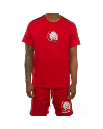 Shock Value SS Tee (Racing Red)