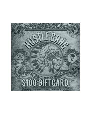 Hustle Gang $100 Gift Card