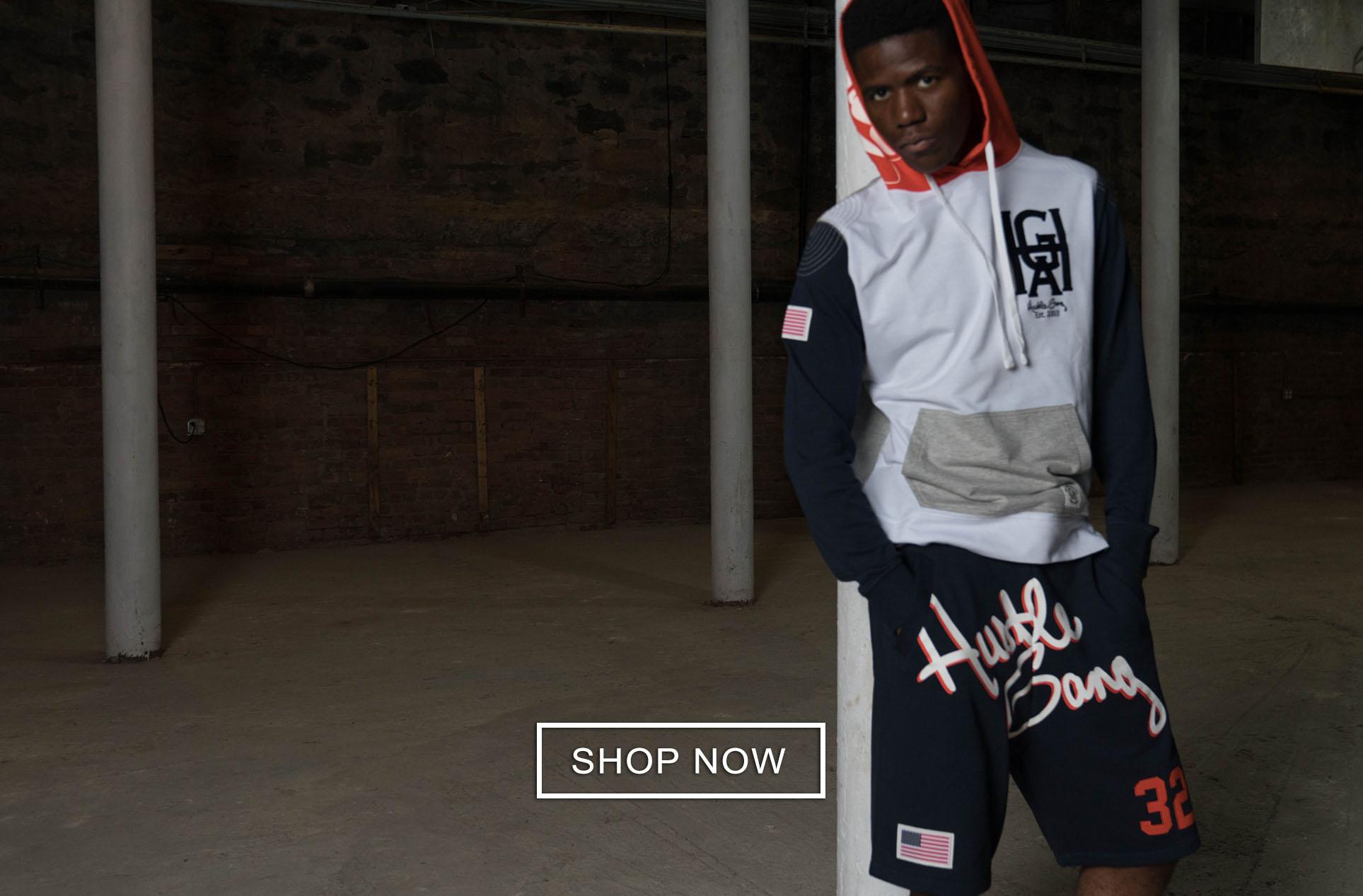 Hustle Gang Bombers Jersey