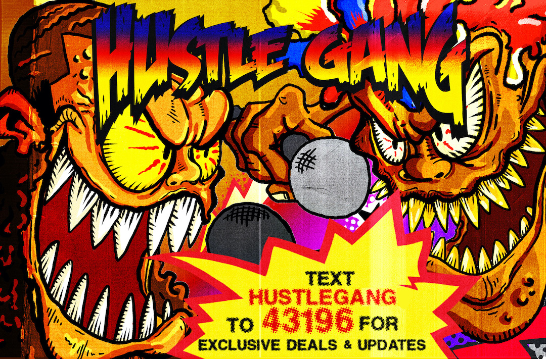 Hustle Gang News Blog