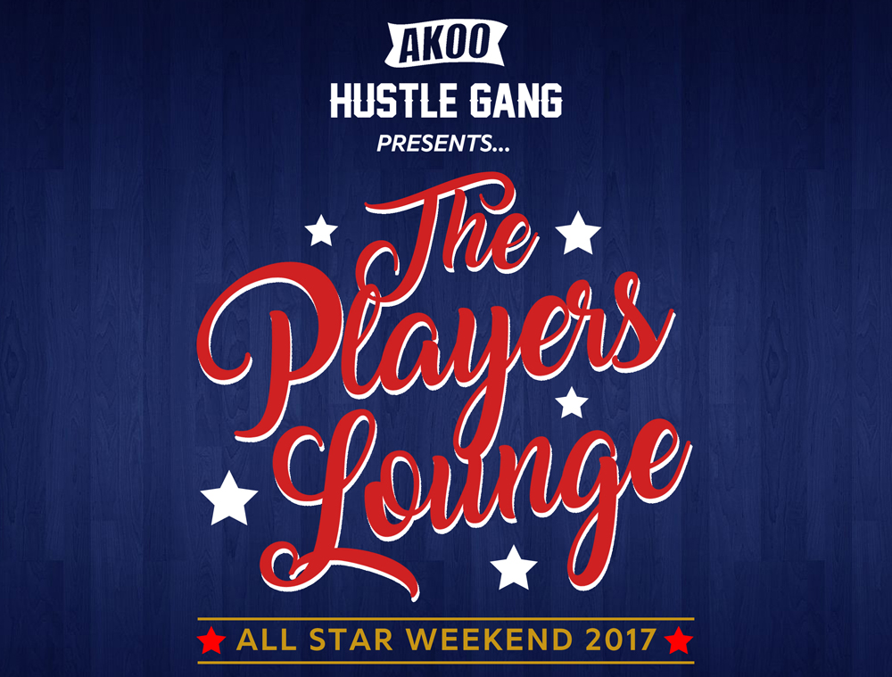 AKOO x HUSTLE GANG PLAYERS LOUNGE